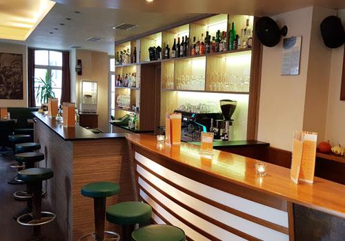 Einrichtung Bar Schreinerei