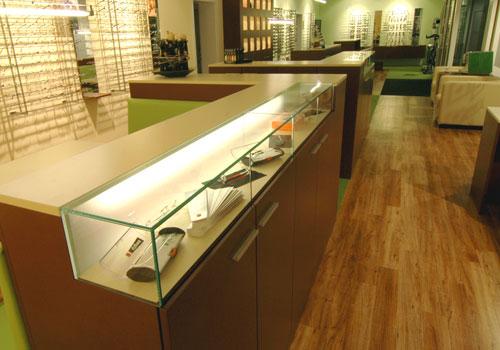 Ladenbau Optiker Dietenhofen