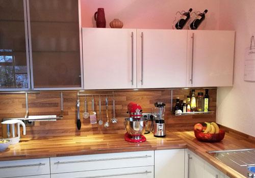 Küche vom Schreiner in Dietenhofen