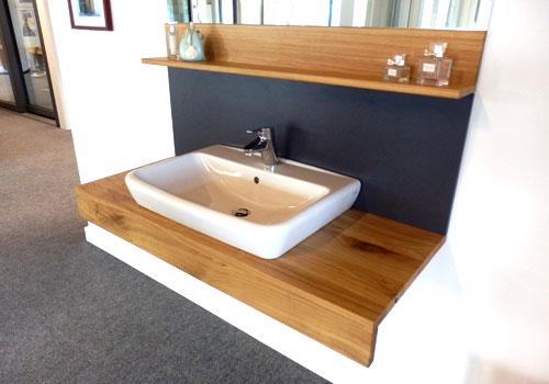 Massivholz Badezimmer Dietenhofen