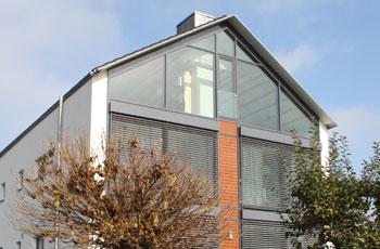 Fassadenbau & Fenster