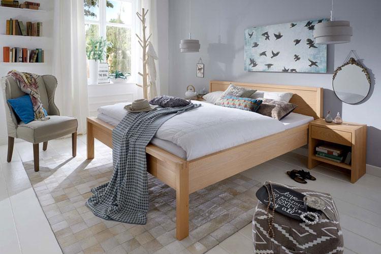 Nova Bett Zirbenholz