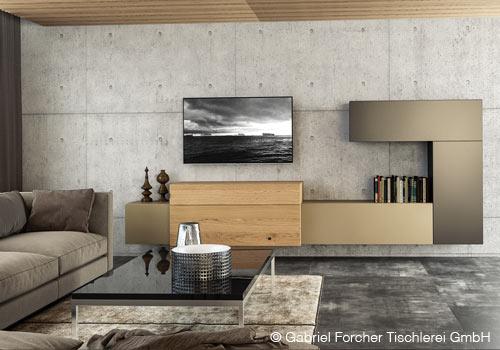 Wohnwand Wohnzimmer Dietenhofen